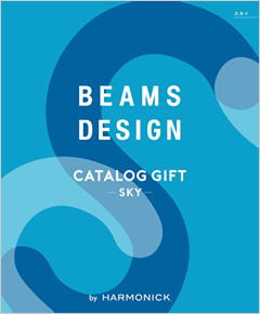 カタログギフト BEAMS DESIGN CATALOG GIFT